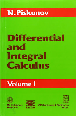 Differential and Integral Calculus (N. Piskunov)