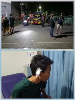Pemuda Lorong Sepuluh Banta Bantaeng Di Serang  OTK Saat Main Domino