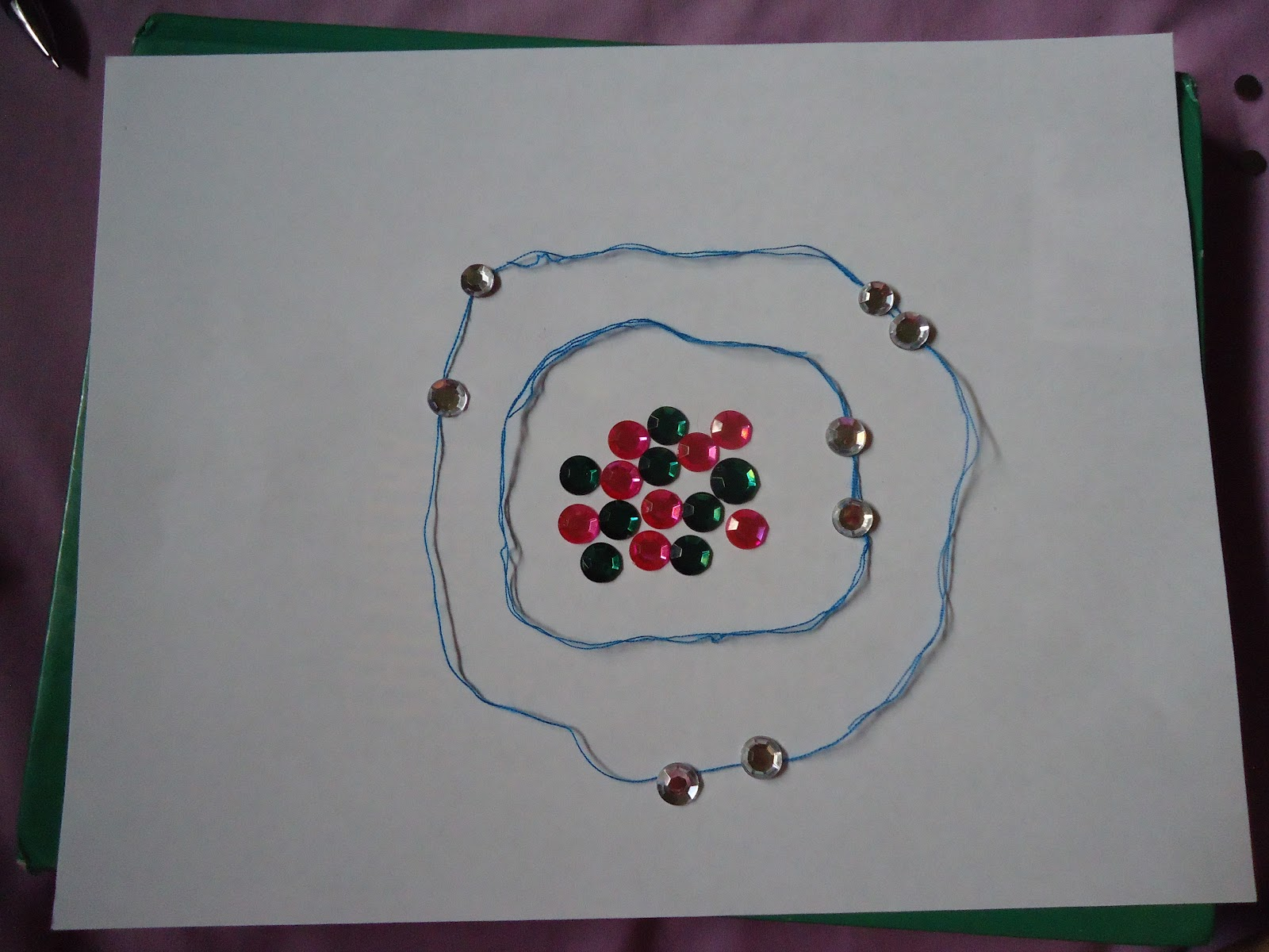 Chem 105 Activity 2 Atomic And Atomic Structure