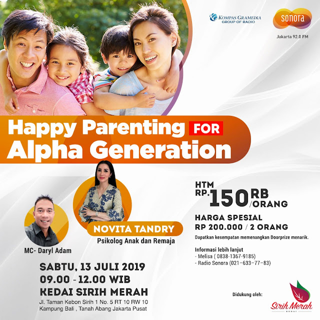 Happy Parenting for Alpha Generation