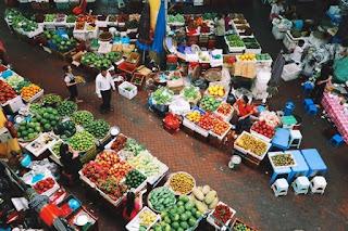 Chợ Hà Nội - danh sách các thực phẩm