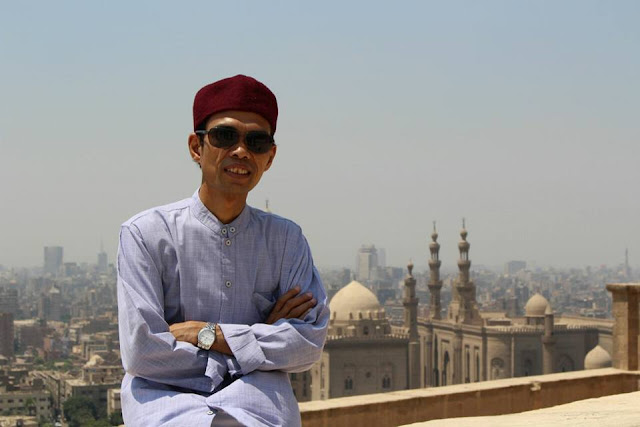 Ustaz Abdul Somad, Tolak Dikontrak TV Walau Bayaran Fantastis, Ini Alasannya!