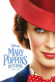 Mary Poppins Returns First Look Poster 1