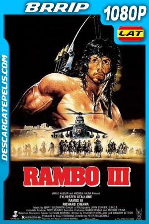 Rambo 3 (1988) 1080p BRrip Latino – Ingles