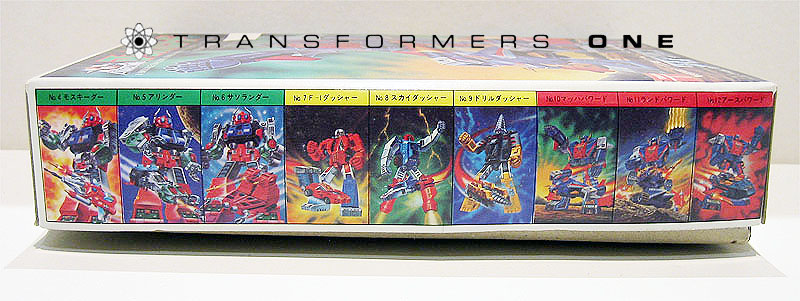Diaclone Toy Catalog Scans Translation: Early 1982