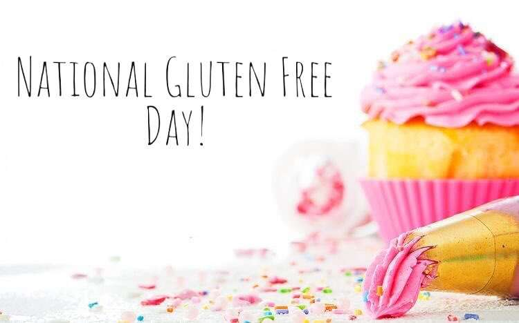 National Gluten-Free Day Wishes Sweet Images