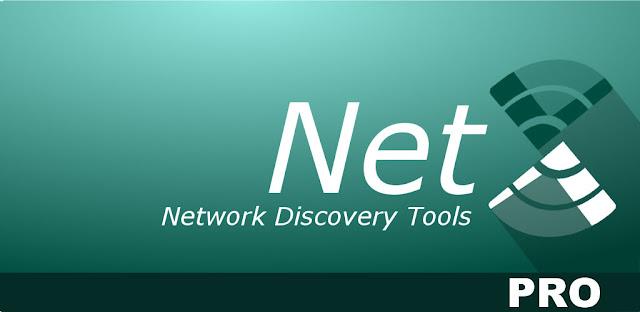 تطبيق أدوات التحكم فى الشبكة | NetX Network Tools PRO v8.0.4.0