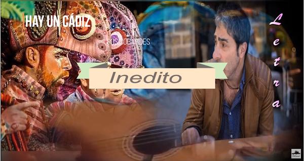 """🟨🟦Pasodoble """"Hay un Cádiz"""" INEDITO en el COAC Comparsa 🦎""""Los Cobardes"""" (2016) con 🖍Letra"""