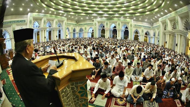 Menteri Agama Keluarkan Maklumat Ketentuan Berceramah di Rumah Ibadah
