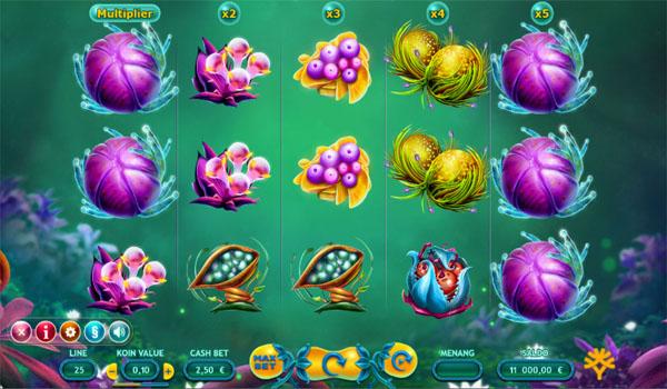 Main Gratis Slot Indonesia - Fruitoids Yggdrasil