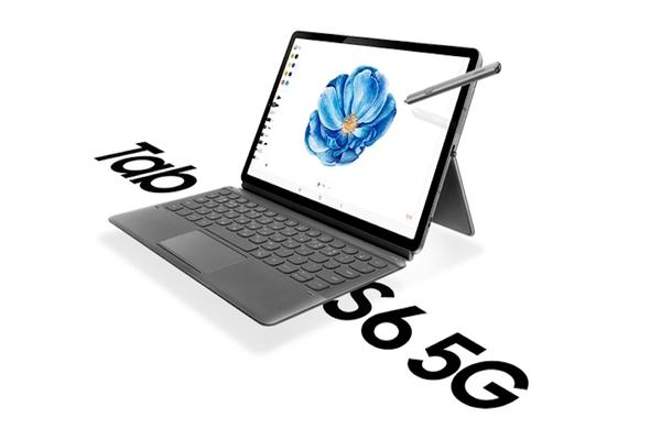 سامسونغ تطلق أول حاسوب لوحي بتقنية 5G