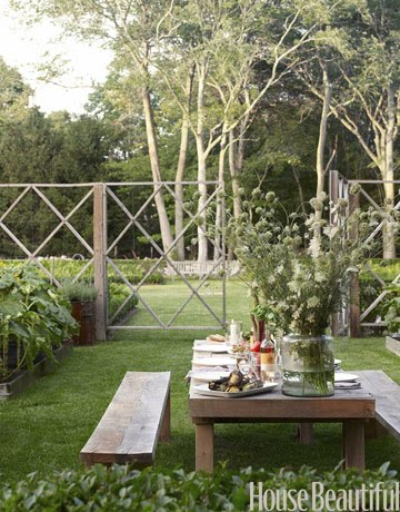 The New Victorian Ruralist The Fence