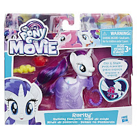 MLP the Movie Rarity Runway Fashions Brushable