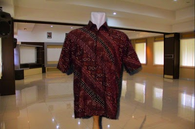 Seragam Batik Solo Batik Parang Seling