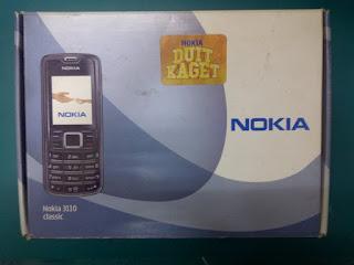 Dus Nokia 3110 Seken