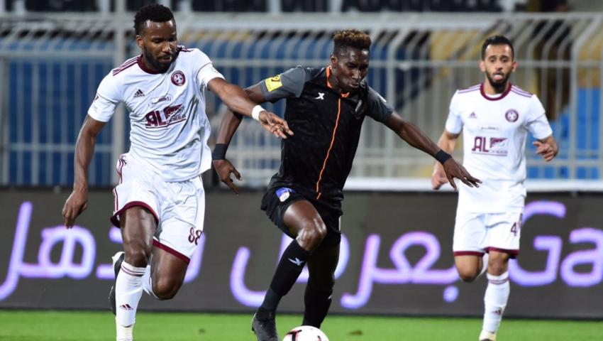 نتيجة مباراة الفيصلي والشباب بتاريخ 07-02-2020 الدوري السعودي