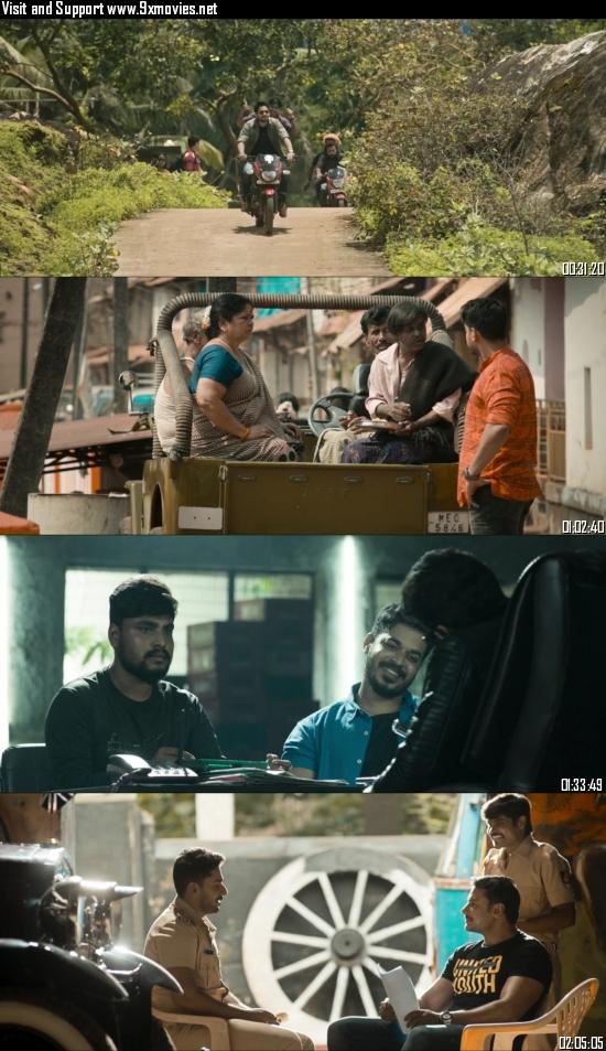 Inspector Vikram 2021 UNCUT Dual Audio Hindi 480p HDRip 450MB
