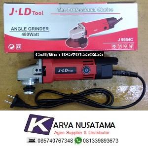 Jual Alat Tukang Mesin Gerinda JLD J9954C 220V di Madiun