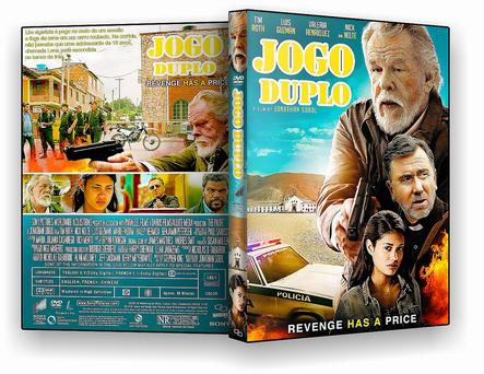 Jogo Duplo 2019 - DVD-R