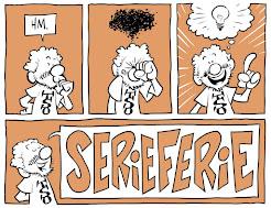 SerieFerie på Serieteket 5. oktober: