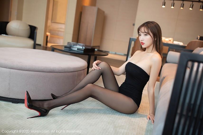 xiuren 2020-08-05 Vol.2410 陆萱萱 - idols