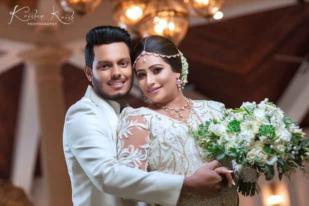 TV Derana Dream Star Udesh Indula Wedding Moments 6