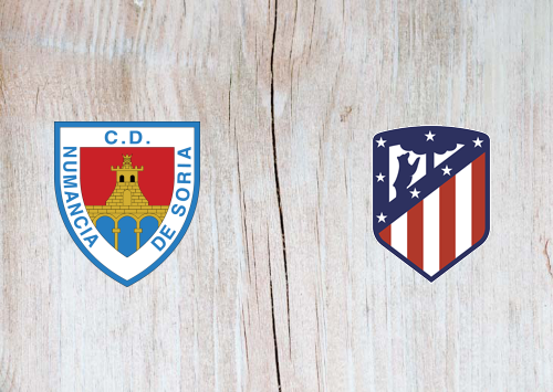 Numancia vs Atletico de Madrid - Highlights 20 July 2019