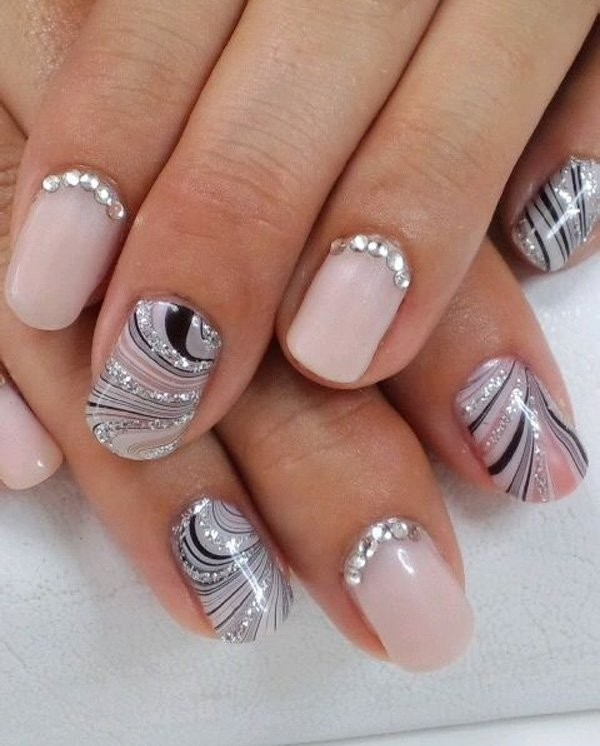 Latest Gorgeous Wedding Fake Nail Designs for Brides ...