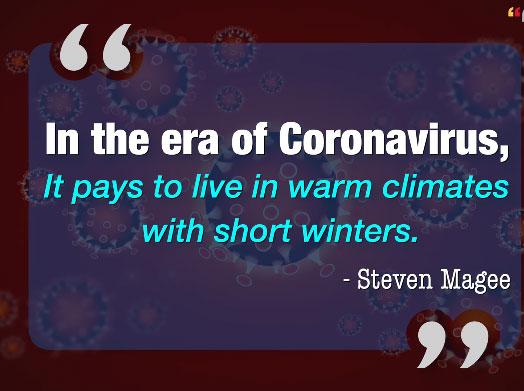 Coronavirus Inspirational Quote