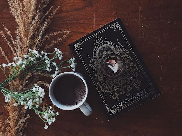 O Príncipe Corvo, de Elizabeth Hoyt
