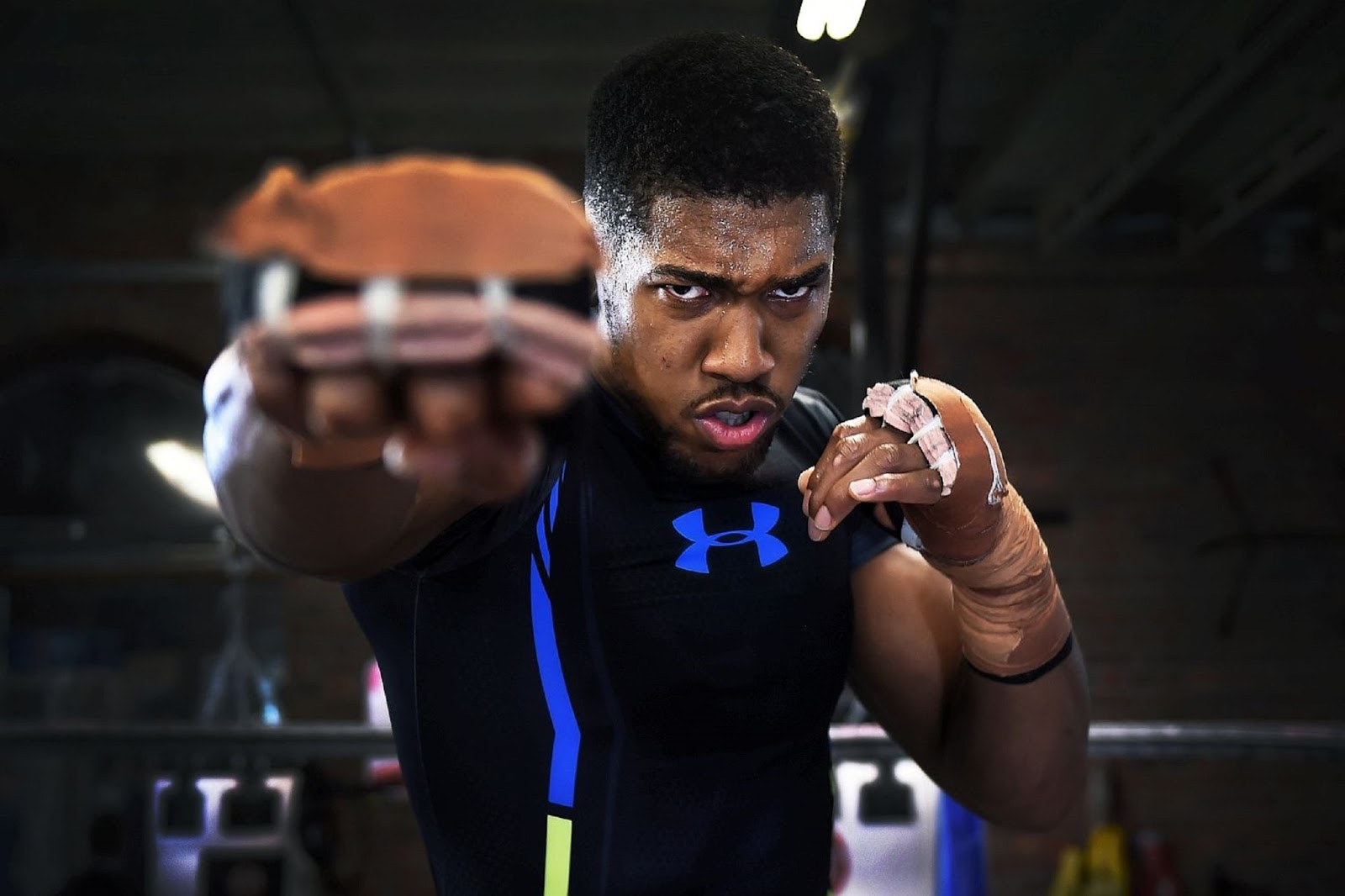 ANTHONY JOSHUA 9