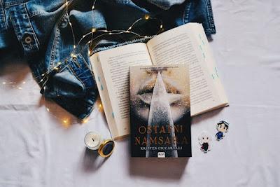 Ostatni Namsara - Kristen Ciccarelli | Recenzja
