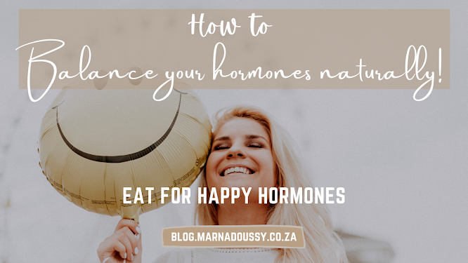 Hormonal balance nutrition Eat for Happy Hormones