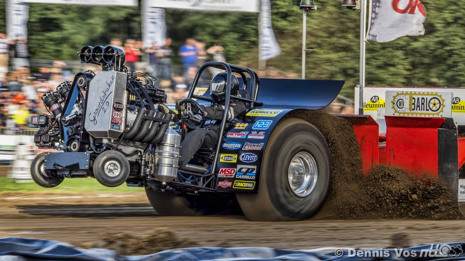Mini Mod Tractor Pulling : Tractor pulling news pullingworld the new ground