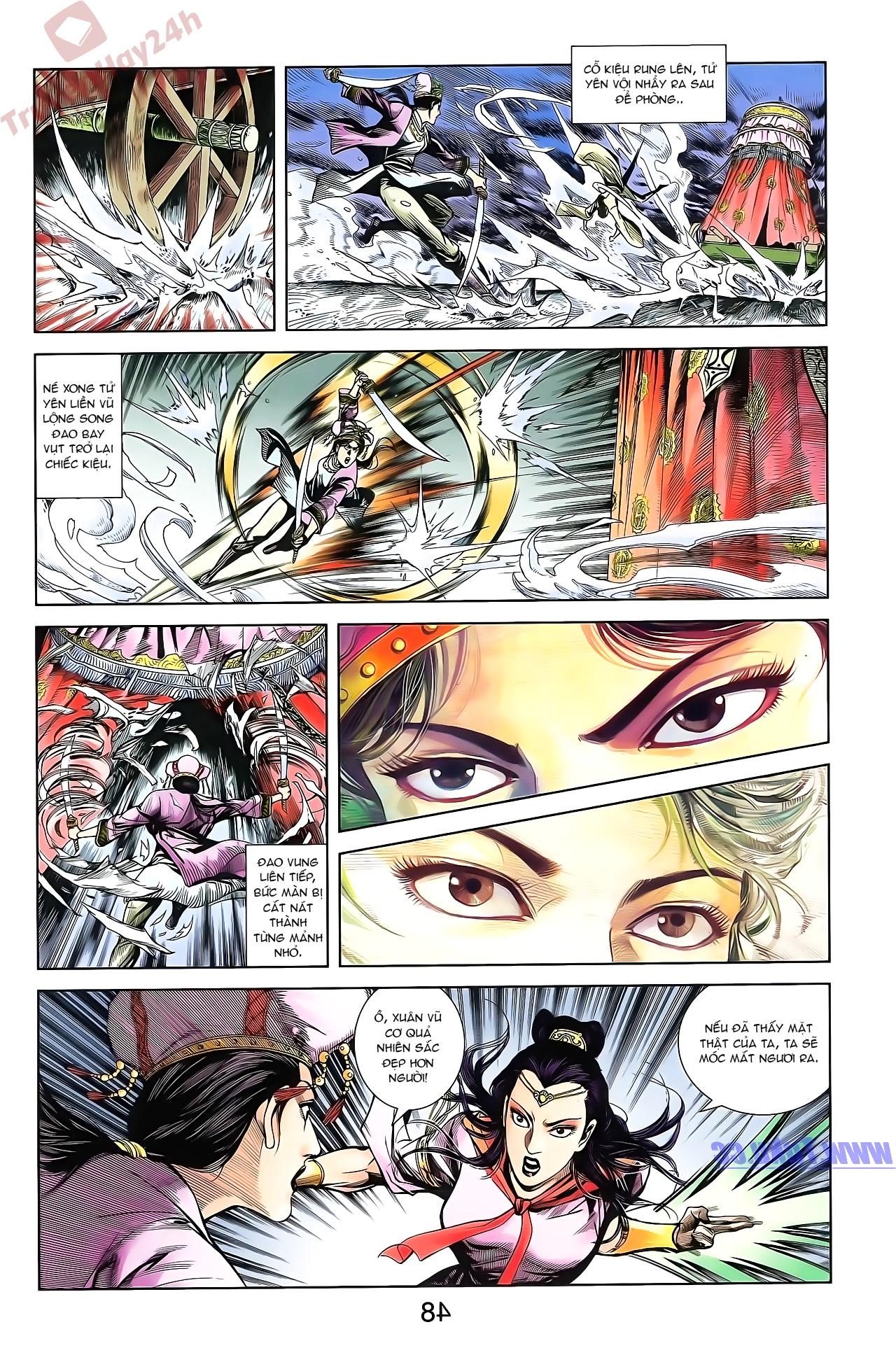 Tần Vương Doanh Chính chapter 51 trang 15