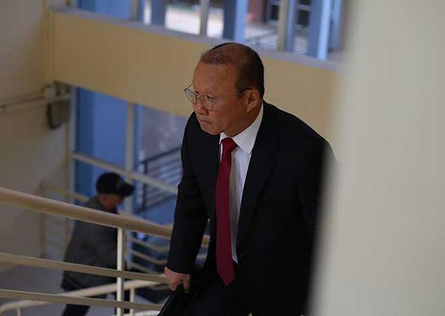 Họp báo gia hạn hợp đồng HLV Park Hang Seo: Đặt tham vọng lớn cho ĐT Việt Nam 2