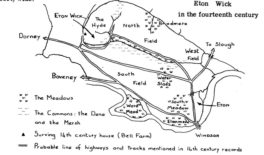 Eton Wick History: May 2015
