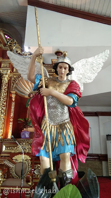 Icon of St. Michael the Archangel in St. Michael the Archangel Chapel in Taguig City