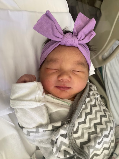 Welcome Mia Rose