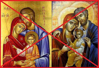 Image result for holy family icon