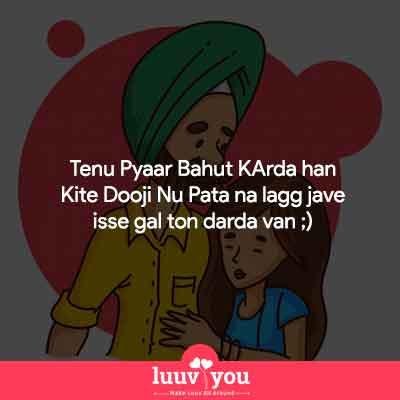 Punjabi Status Love