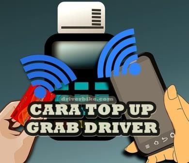 cara top up grab driver via cimb niaga