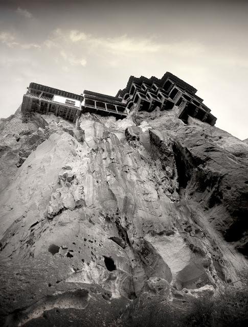 """LA FOTO DE HOY: CUENCA, SPAIN The """"Hanging houses"""". 1"""