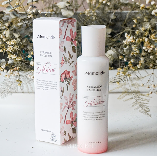Mamonde Cermaide Emulsion Review