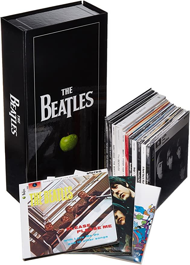 ビートルズ公式213曲全曲リスト(時間入り)セットリスト決めに最適
