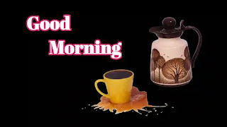 Good morning images with coffee
