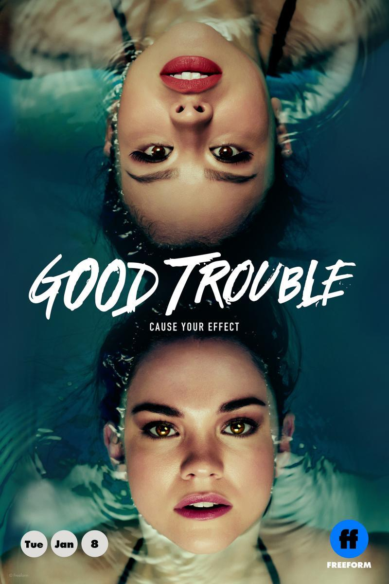 Good Trouble Temporada 1 Ingles Subtitulado 720p