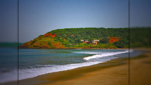 Velneshwar Beach - Famous Sea Beach of Maharashtra