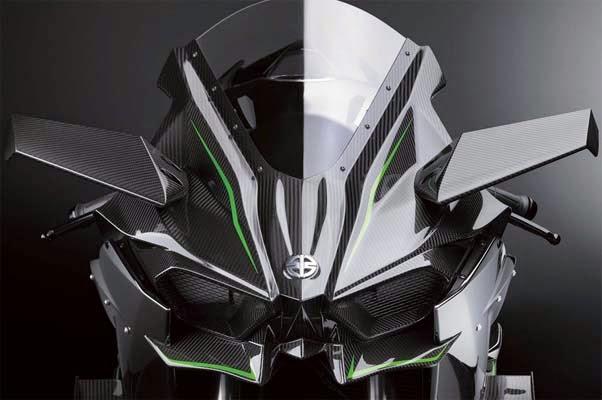 Harga Kawasaki Ninja H2R