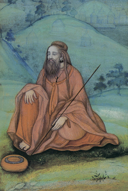 Sidi Maula, the dervish